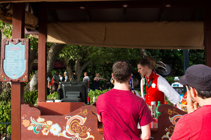 Norway Beer Cart - Epcot