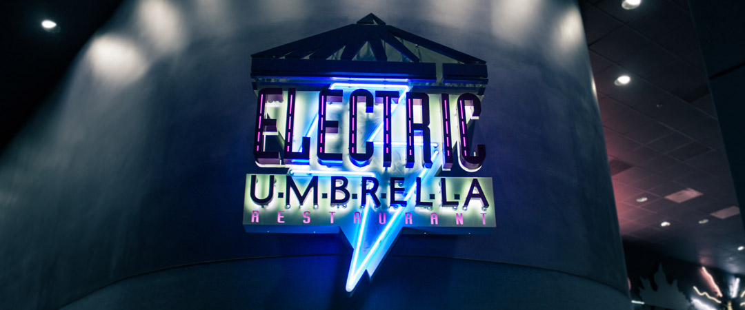 Electric Umbrella - Epcot