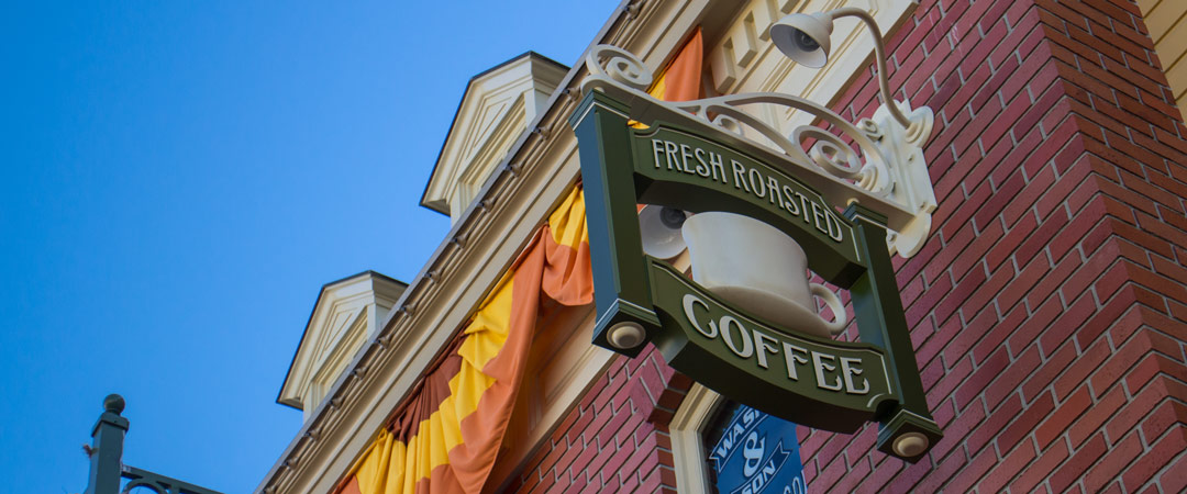Main Street Bakery - Magic Kingdom Dining