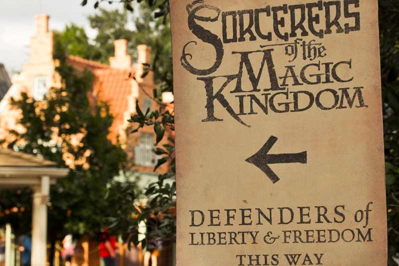 Sorcerers of the Magic Kingdom - Guide2WDW