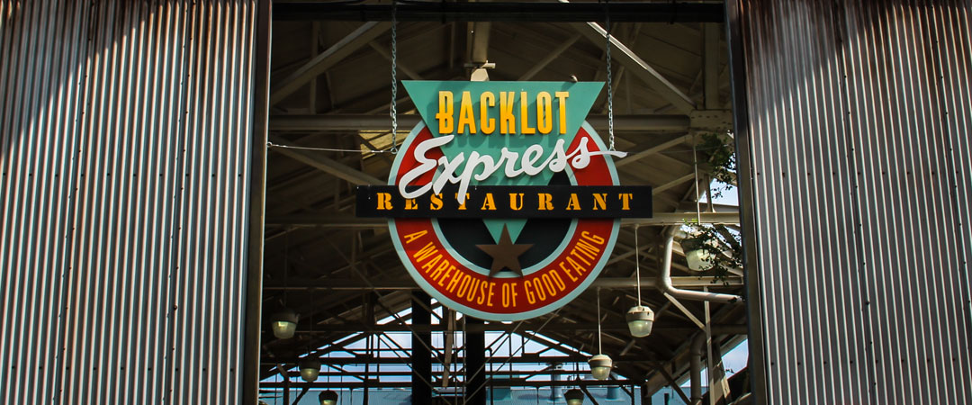 Backlot Express - Hollywood Studios Dining