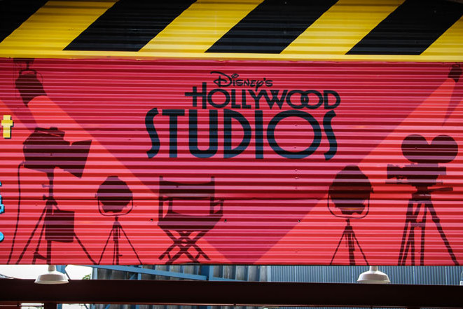 Backlot Tour - Hollywood Studios Attraction