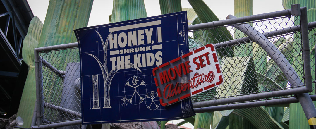 Honey I Shrunk the Kids - Hollywood Studios