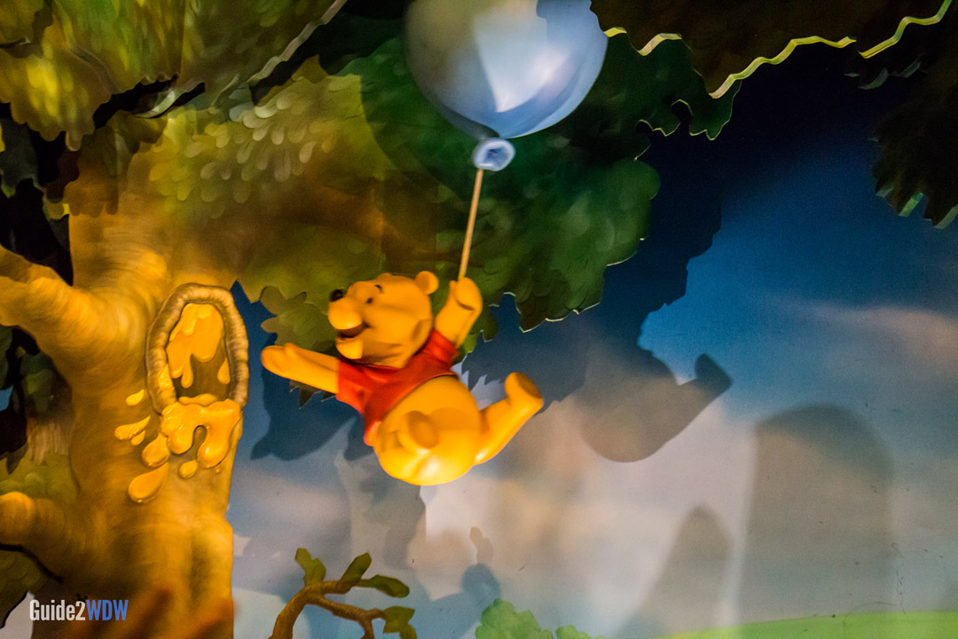 Many Adventures of Winnie the Pooh - Magic Kingdom Attraction