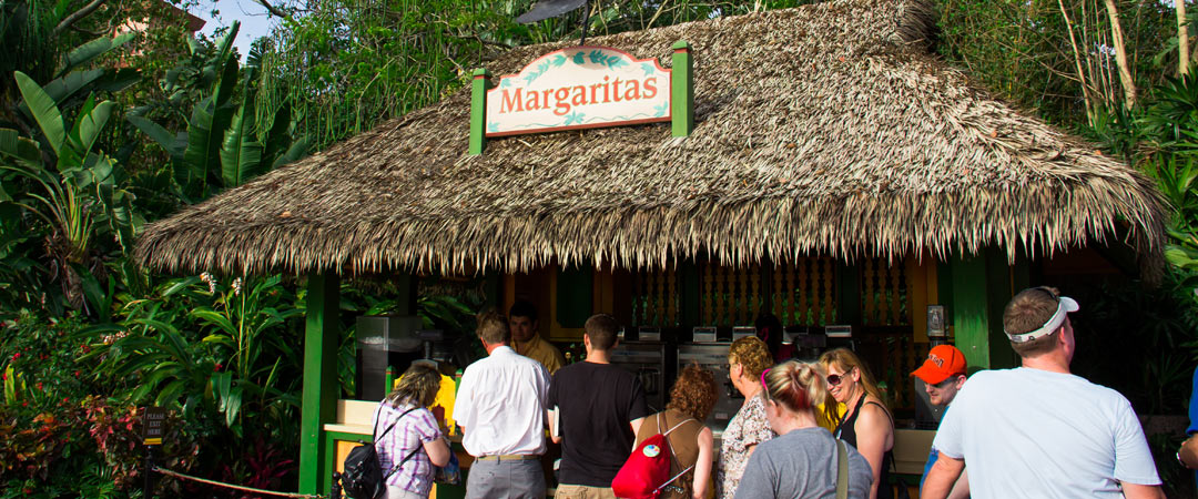 Margaritas Stand - Mexico - Epcot Dining