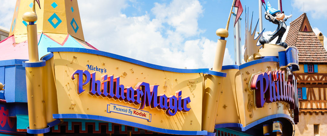 Mickey's Philharmagic - Magic Kingdom