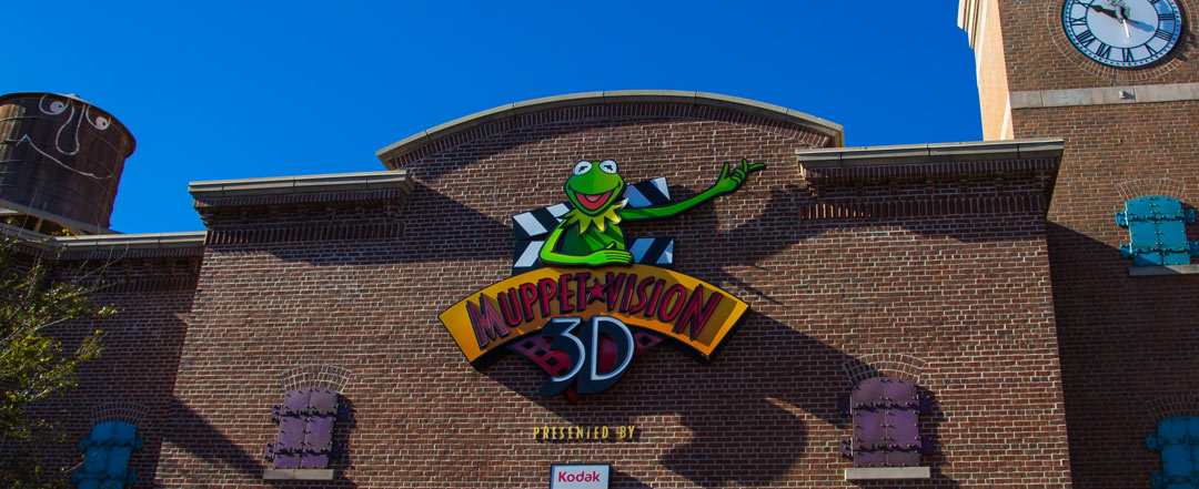 Muppet Vision 3D - Hollywood Studios Attraction