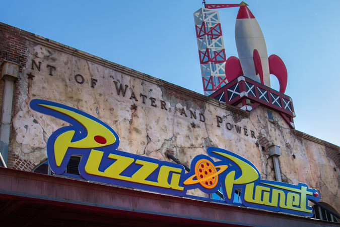 Pizza Planet - Hollywood Studios
