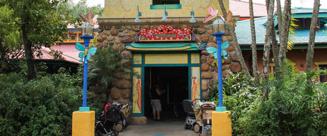 Pizzafari - Animal Kingdom Restaurant