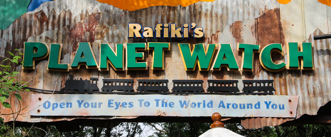 Rafiki's Planet Watch - Animal Kingdom