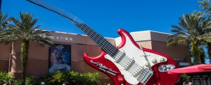Tip: Ride in the front row at Rock N Roller Coaster.