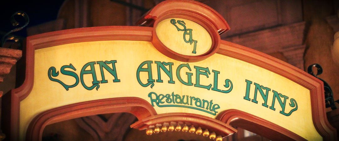 San Angel Inn - Epcot Restaurant at Mexico - WDW Dining