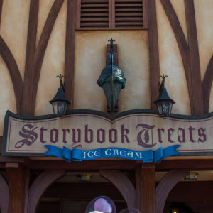 Tip: Want a sundae? Try Storybook Treats!