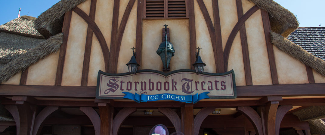 Storybook Treats - Magic Kingdom Dining