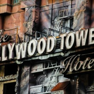 Tip: Conquer your fears at Tower of Terror.