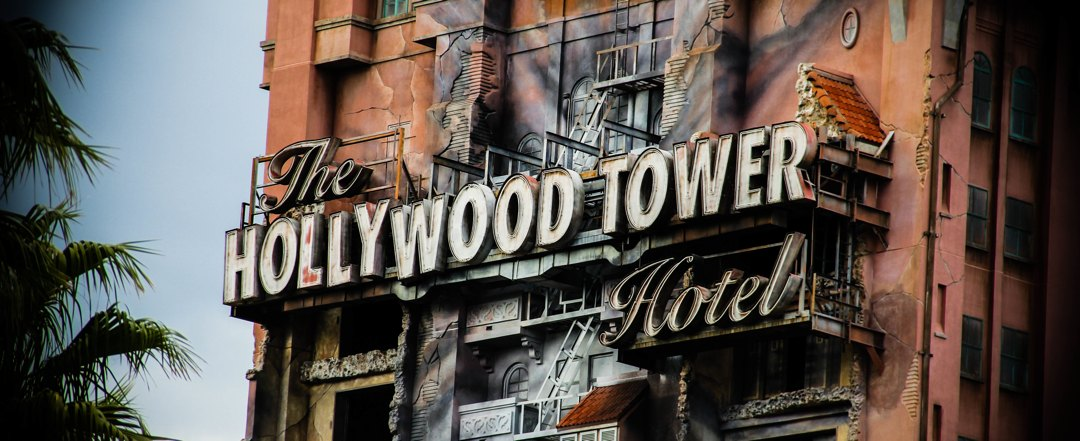 Tower of Terror - Disney's Hollywood Studios