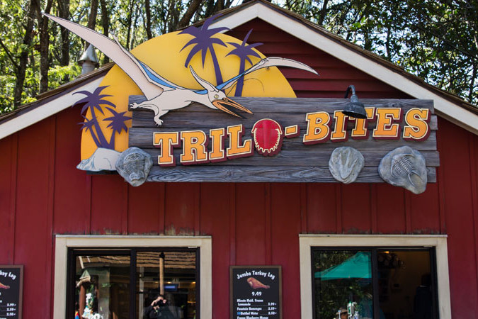 Trilo-Bites - Animal Kingdom Restaurant