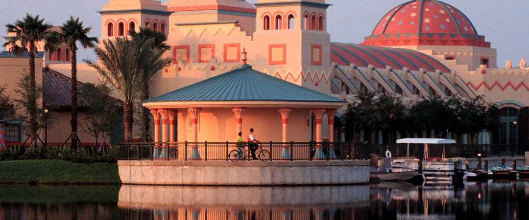Coronado Springs - Disney World Resort - Copyright Disney