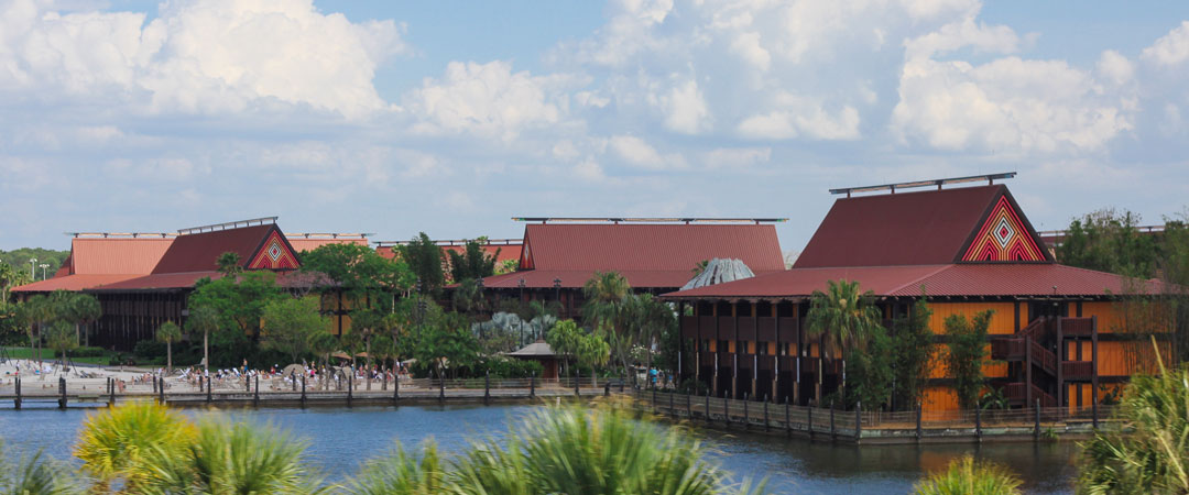 Polynesian - Disney World Resort
