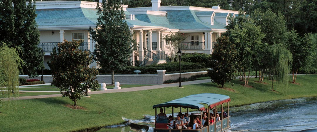 Port Orleans Riverside - Walt Disney World Resort