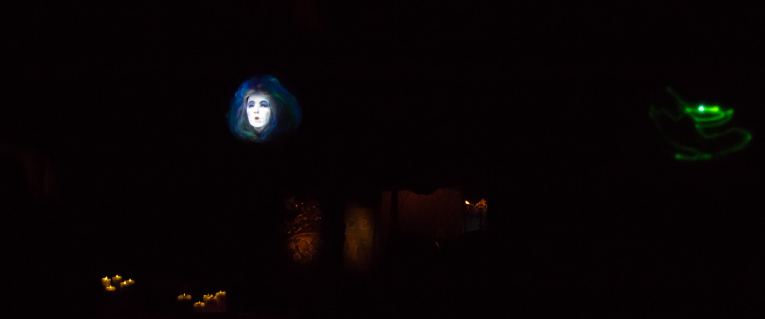 Madame Leota - Haunted Mansion - Magic Kingdom
