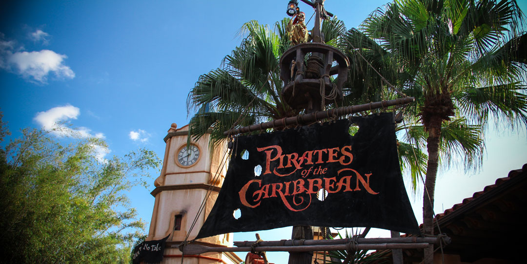 Pirates of the Caribbean - Magic Kingdom Attraction