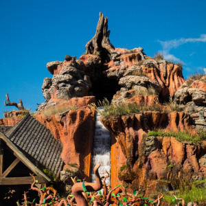Tip: Splash Mountain gets less crowded at night.