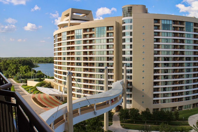 Contemporary Resort - Bay Lake Tower