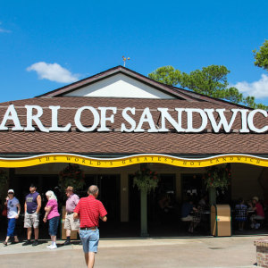 Use your AAA card at Earl of Sandwich and save!