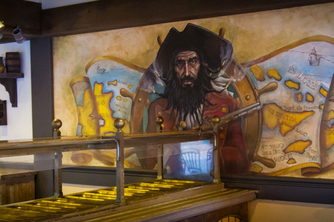 Tortuga Tavern - Magic Kingdom Restaurant - Disney World Dining