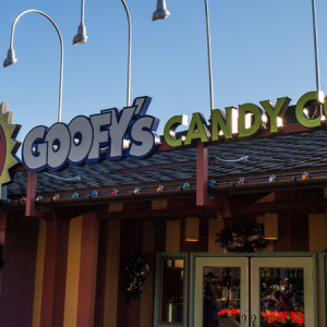 Salvaging Dining Credits in Downtown Disney