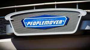 WEDway PeopleMover 40th Anniversary - Magic Kingdom - Guide2WDW