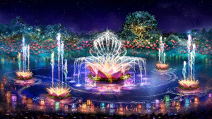 Rivers of Light Concept Art - New Show at Animal Kingdom