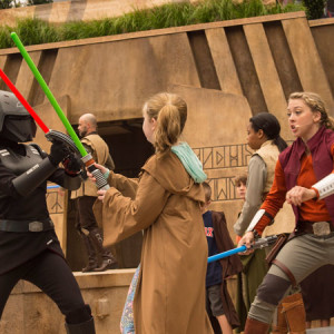 Jedi Training Academy is a must-do for young Star Wars fans
