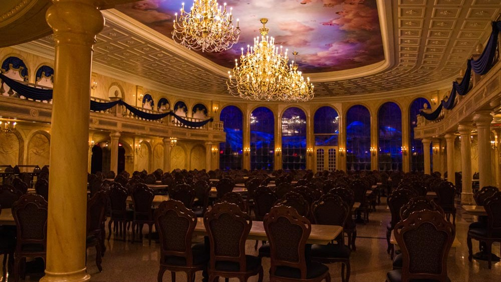Be Our Guest - Disney World Dining