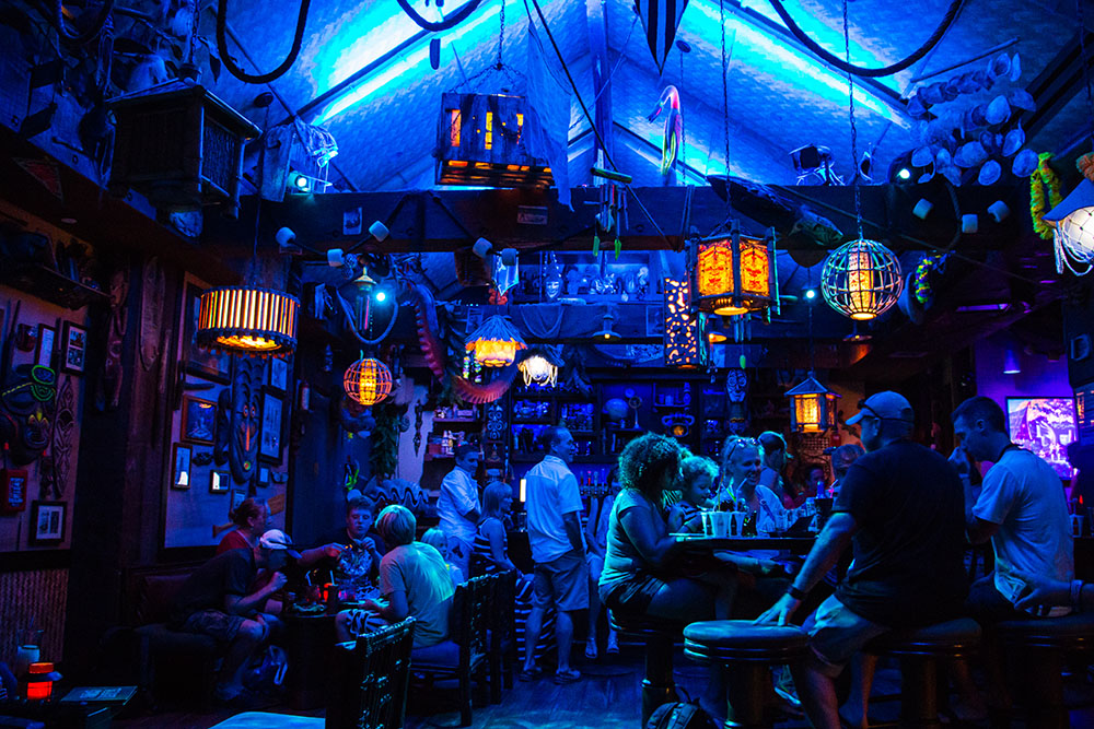 Trader Sams Grog Grotto Interior 2 - Disney World's Best Bars - Guide2WDW