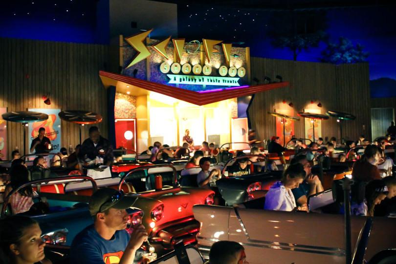 Sci Fi Dine In Commissary Lane Disney's Hollywood Studios