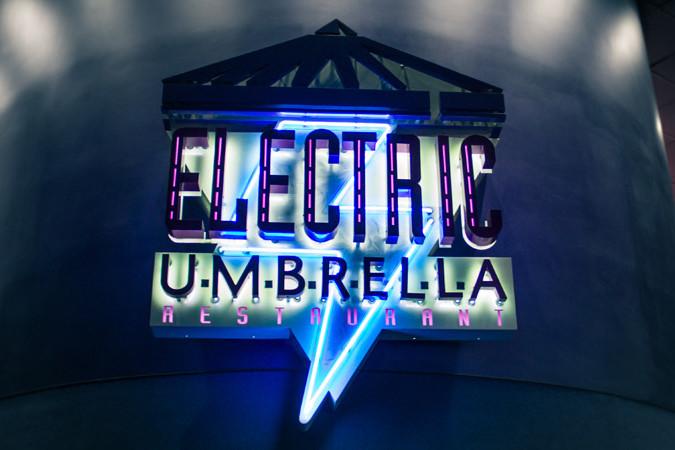 Electric Umbrella - Epcot