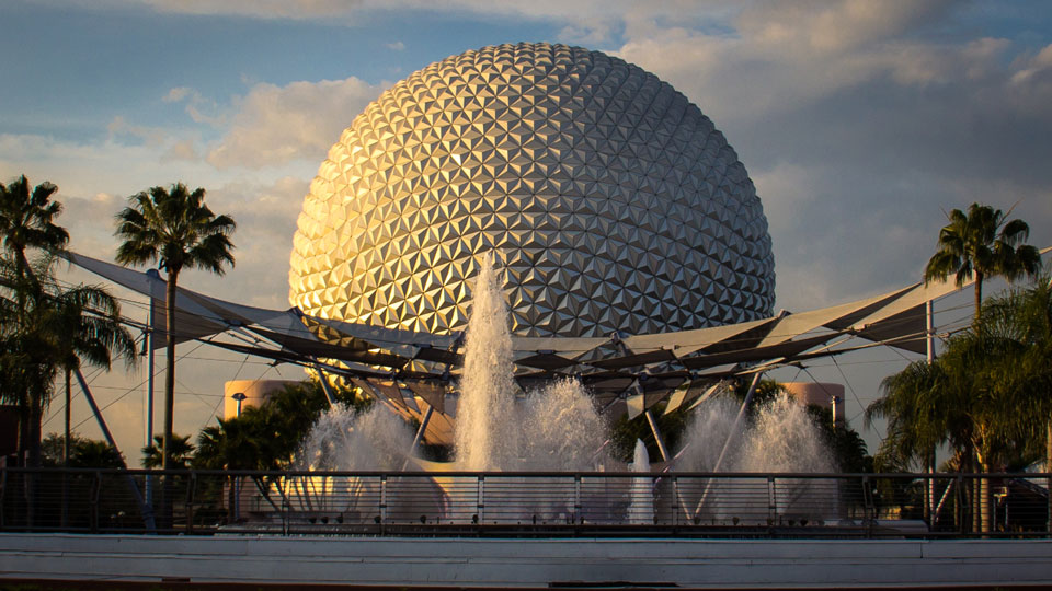 Epcot - Disney World Theme Park