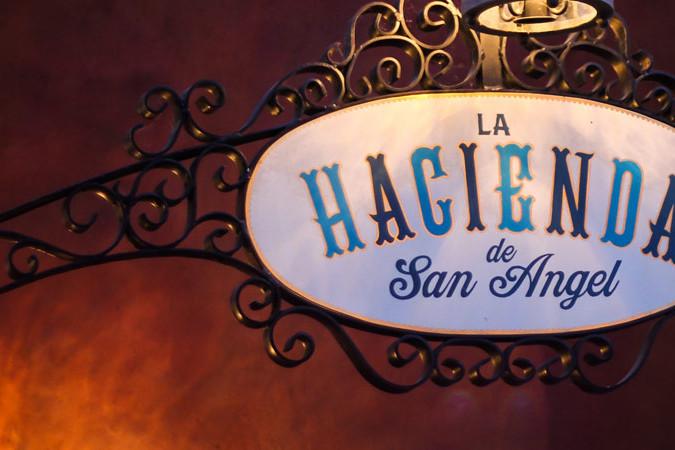 La Hacienda Restaurant - Mexico Pavilion - Epcot