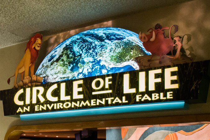 Circle of Life - Epcot Attraction - Walt Disney World