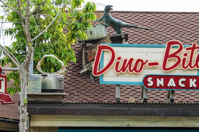 Dino-Bite Snacks - Animal Kingdom Restaurant
