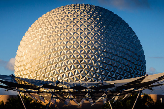 Spaceship Earth - Epcot Attraction - Walt Disney World