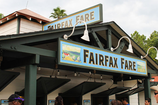 Fairfax Fare - Hollywood Studios Dining