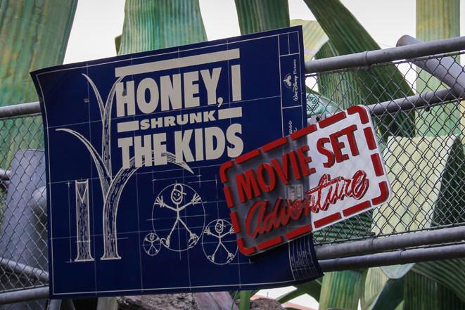 Honey I Shrunk the Kids - Hollywood Studios