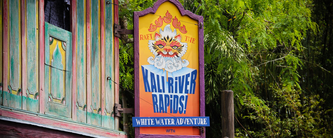 Kali River Rapids - Animal Kingdom Ride