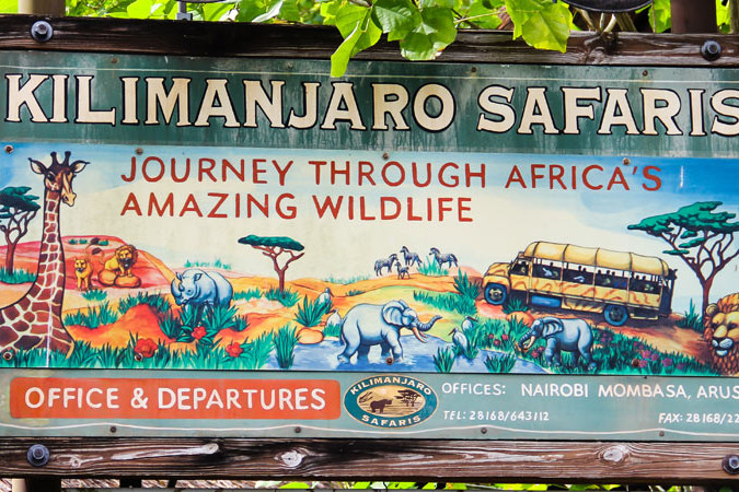 Kilimanjaro Safaris - Animal Kingdom Ride