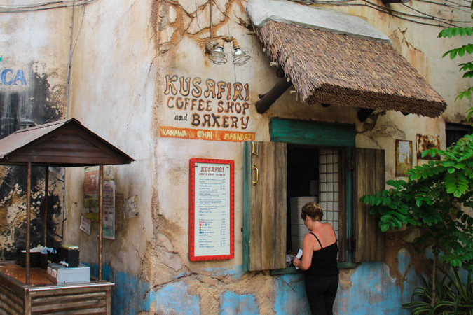 Kusafiri Coffee Shop and Bakery - Animal Kingdom Restaurant