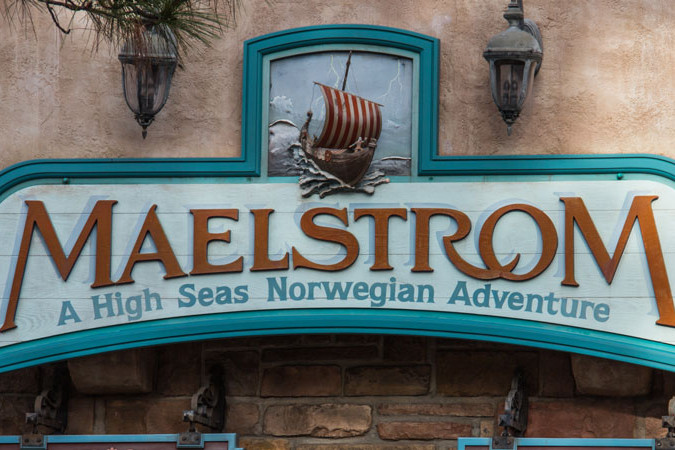 Maelstrom - Disney World Attraction