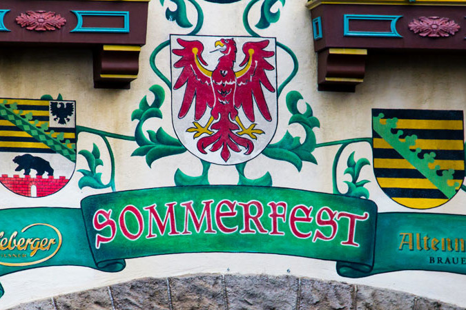 Sommerfest - Epcot's Germany Pavilion